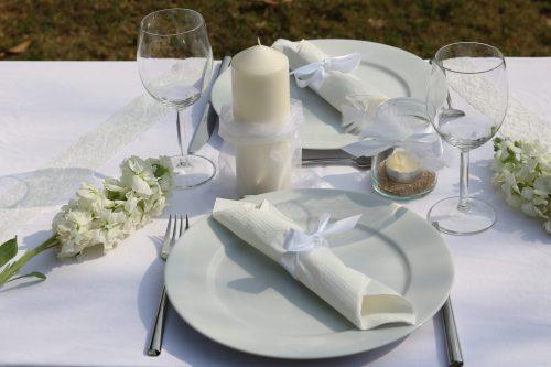 white dinner.2