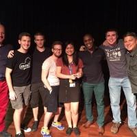 Comedians and volunteers